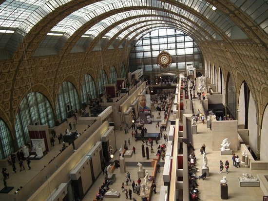 Musée d'Orsay : inside the Orsay