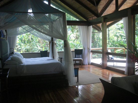 Pacuare Lodge: Linda Vista Suite - Morpho