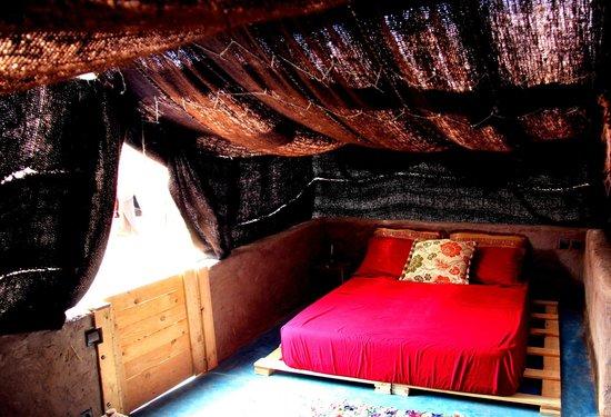 L'Ane Vert : Private tent