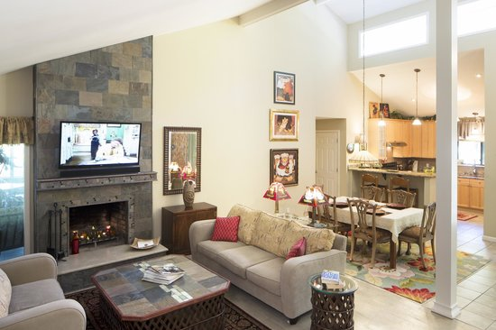 Hilton Head Health: Guest Accommodations: Living Space