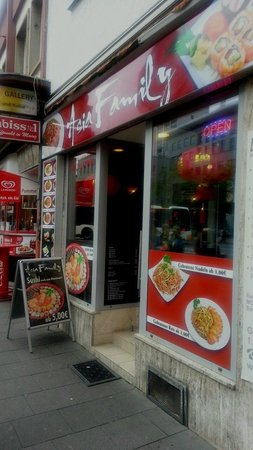 "Asia Family: ""Great Asian food reasonably priced."""