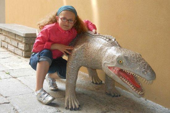 Museo Civico dei Fossili di Besano: Incontro ravvicinato