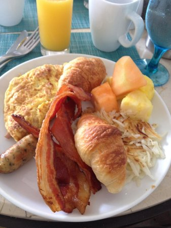 The Palms Hotel & Spa: Best Breakfast Buffet in Miami