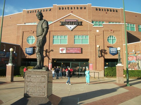 Bricktown : Baseball stadium