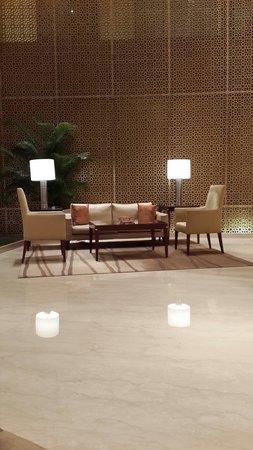 Trident, Bandra Kurla, Mumbai: Lounge