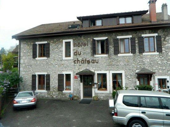 Hôtel du Château: Hotel du Chateau