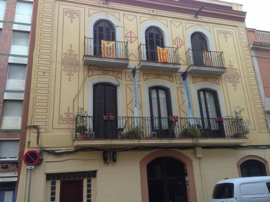Hostal Poblenou Bed & Breakfast: Aussenansicht