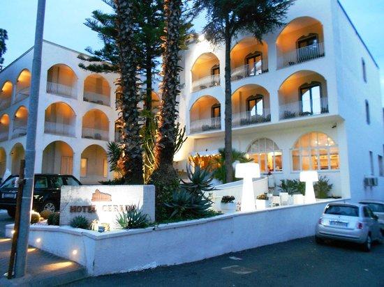 Hotel Cerere: Ingresso