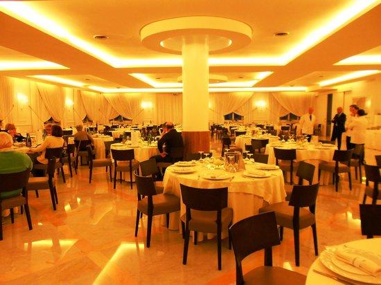 Hotel Cerere: Una sala da pranzo