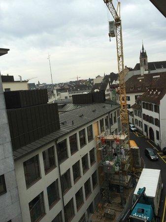 Hotel D - Basel: Good morning 7h du mat