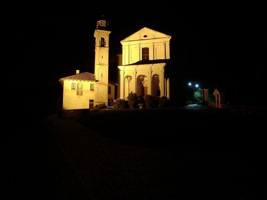 B&B Albatros: il santuario della Madonna del Sasso