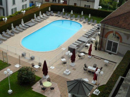 Hôtel-Club Cosmos : piscine