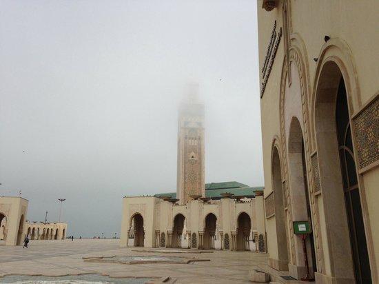 Mosquée Hassan II : мечеть