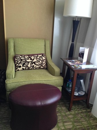West Des Moines Marriott: Comfortable