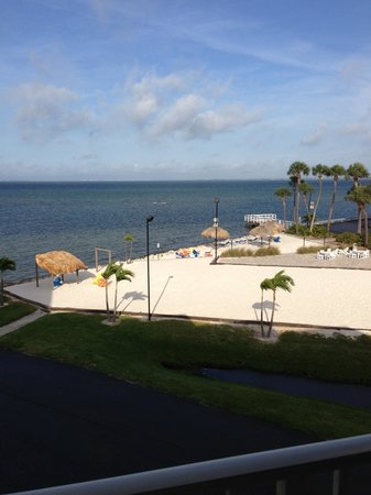 Sailport Waterfront Suites : Our awesome view