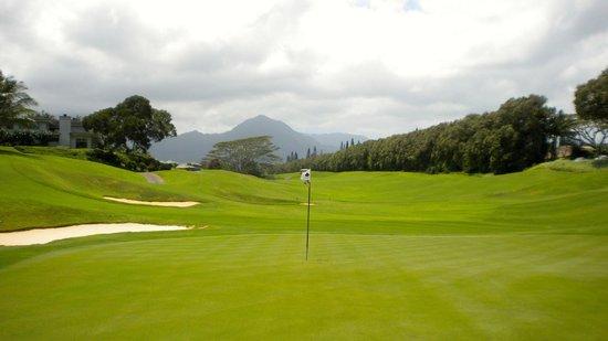 Princeville Makai Golf Club: on the course
