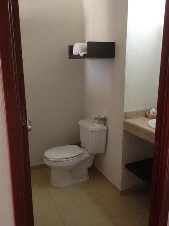 Hotel Posada Del Mar : Bathroom