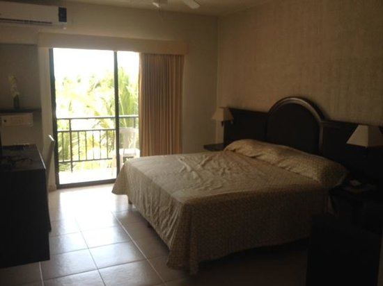 Hotel Posada Del Mar : The room