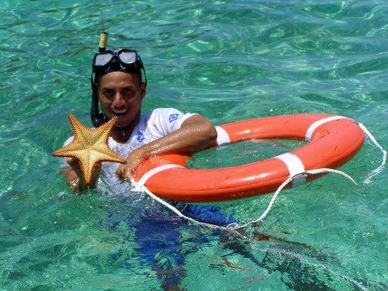 Ocean Adventures Stingray Bay Caribbean Festival : Starfish