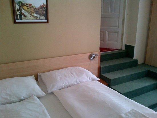 Hotel Taurus: Номер