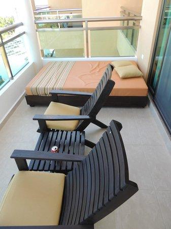 El Dorado Sensimar Riviera Maya: premier balcony