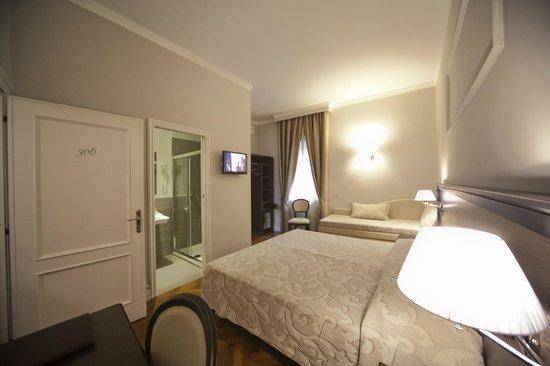 Hotel Lombardia: camera superior