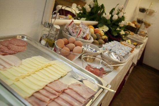 Hotel Lombardia: colazione