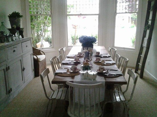 An Inn 2 Remember: BREAKFAST TABLE