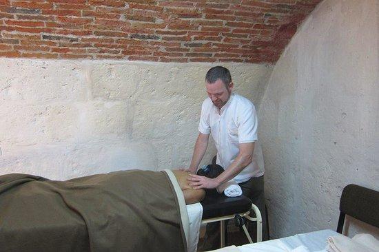 Arequipa Massage