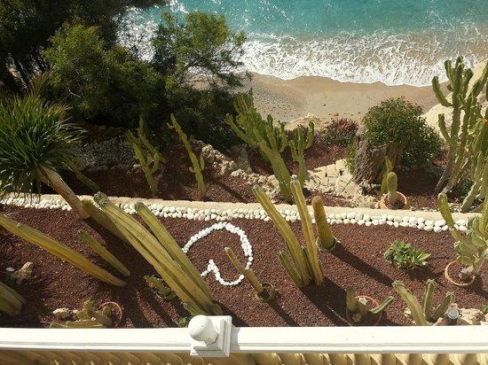 Servigroup Montiboli : Jardín vertical sobre la playa de l'Esparrelló