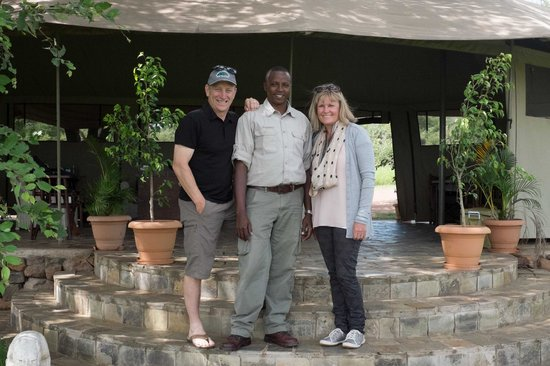 Singita Faru Faru Lodge : Our guide - Jeremiah