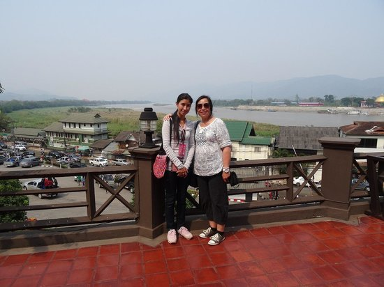 Lanna Kingdom Tours: Mrs Lucky and my wife