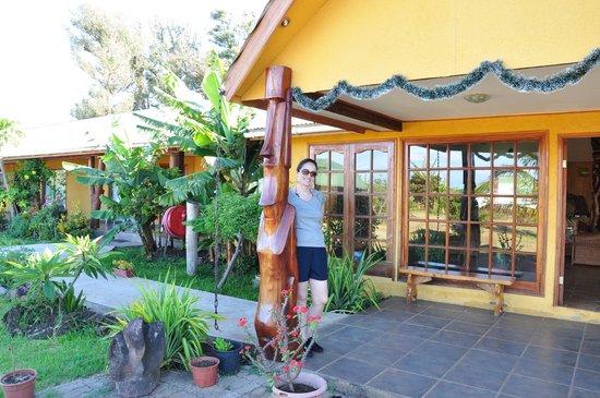 Cabanas Rapa Nui Orito : Agradavel!!