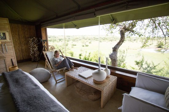 Singita Faru Faru Lodge : The rooms