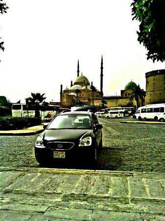 Mosquée Mohammed Ali : Gran mezquita