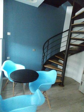 3 Ducks Hostel : Duplex 4pp
