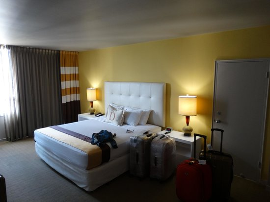 Deauville Beach Resort: Suíte