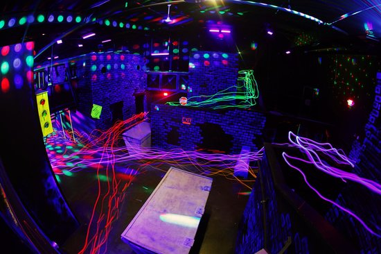 Chesterfield, MO: Laser Tag