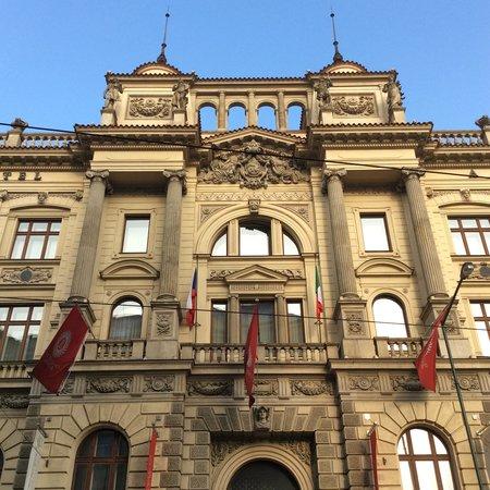 Boscolo Prague, Autograph Collection : la hall