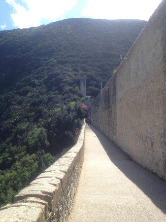 Giro dei Condotti : Ponte delle torri