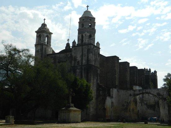 Ex Convento Dominico de la Natividad: The church