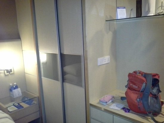 Four Points by Sheraton: Wash room