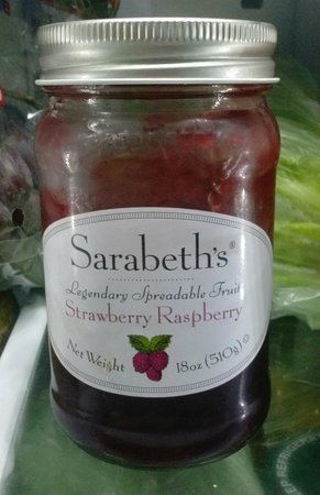Sarabeth's Central Park South : Raspberry/Strawberry Jelly