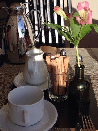Radisson Blu Daugava Hotel, Riga: На завтраке