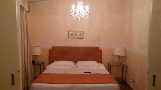 Villa Carlotta Hotel : Côté parents