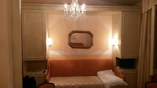 Villa Carlotta Hotel : Côté enfant