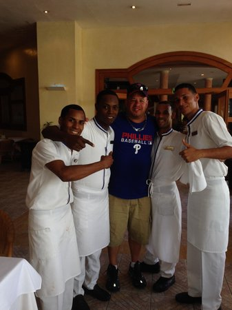 Dreams Punta Cana Resort & Spa : World Cafe