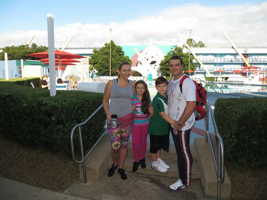 Disney's All-Star Movies Resort : Preparados para sair