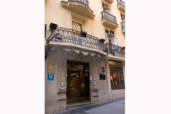 BEST WESTERN Carlos V: Main Entrance