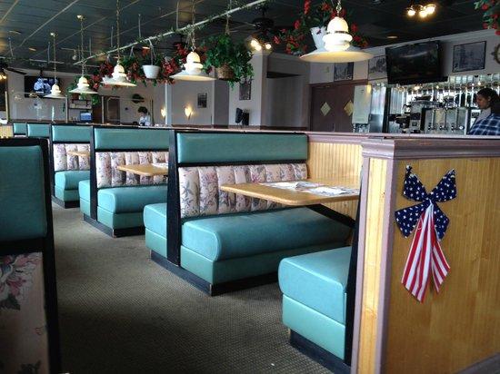 New Britain Diner Restaurant: Interior Photo New Britain Diner